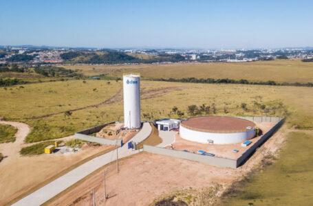 No FazGran Industrial, novo reservatório da DAE vai beneficiar 30 mil pessoas em Jundiaí