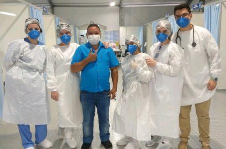 Centro Médico de Combate ao Coronavírus de Cajamar realizou mais de 10.500 atendimentos
