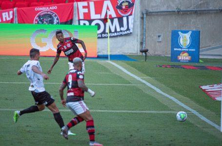 Flamengo perde para o Atlético mineiro no Maracanã
