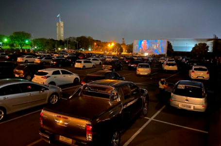 Cine Movie Car divulga programação do último final de semana