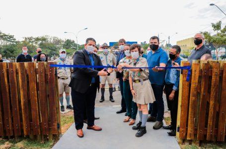 Prefeitura entrega Casa dos Escoteiros em Itupeva