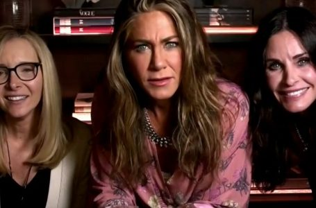 Emmy 2020: atrizes de Friends se reúnem e surpreendem fãs da série