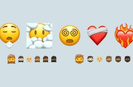 Novos emojis serão lançados em 2021; confira as novidades