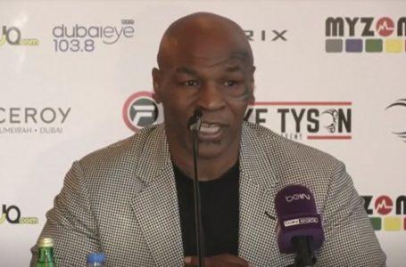 Por que Mike Tyson vai votar pela primeira vez em 2020