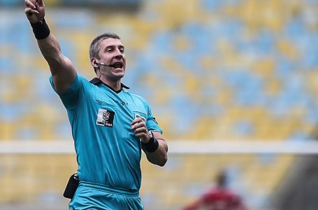 Covid-19: árbitros brasileiros infectados não atuam na Libertadores