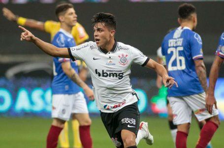 Corinthians derrota Bahia por 3 a 2 em partida emocionante