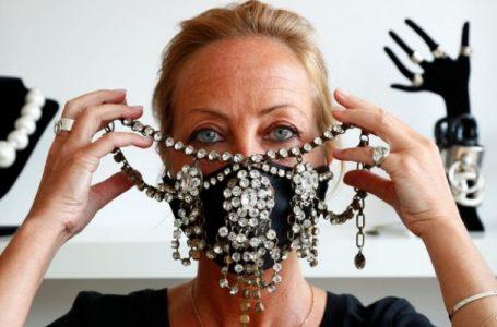 10 máscaras de proteção luxuosas que você não vai acreditar que existem