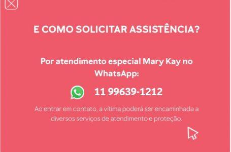 Instituto Mary Kay e Ação Justiceiras anunciaram parceria contra violência domestica.