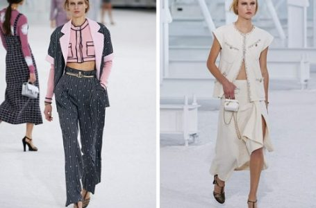 Chanel fecha o verão 2021 da semana de moda de Paris e dita tendências para a próxima estação