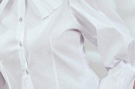 A camisa que promete substituir as mangas bufantes em 2021