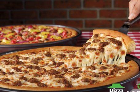 Junto da Beyond Meat, Pizza Hut lança primeiras pizzas com carne à base de plantas