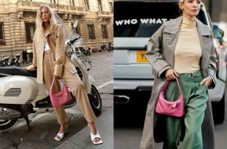 A bolsa de nylon icônica da Prada volta a ser febre 20 anos depois